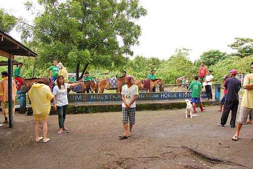 Horse station (Regular Tourist Trail)