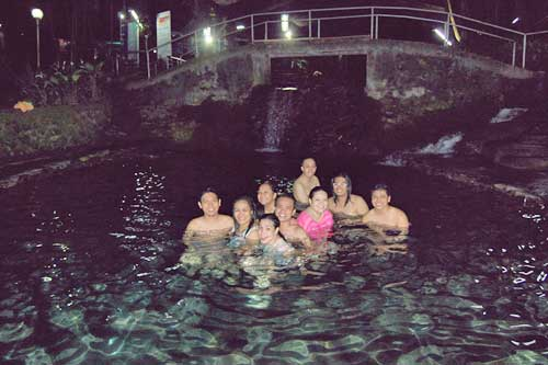 Ardent Hot Spring Relaxation, Camiguin