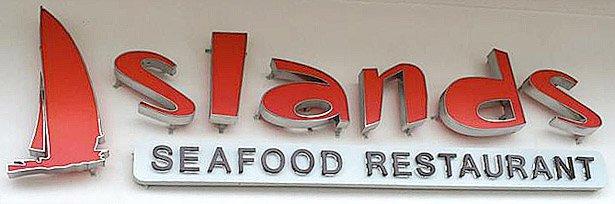 Islands Seafood Restaurant