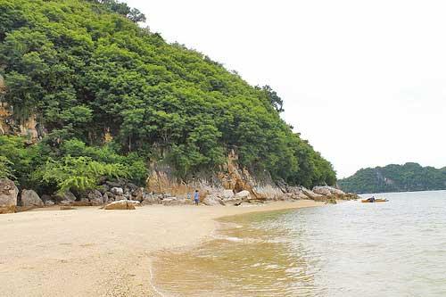 Langub Beach