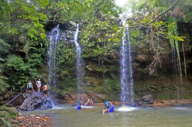mount palay palay falls