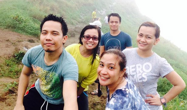 Loud and Cold at Pico de Loro Camp 2