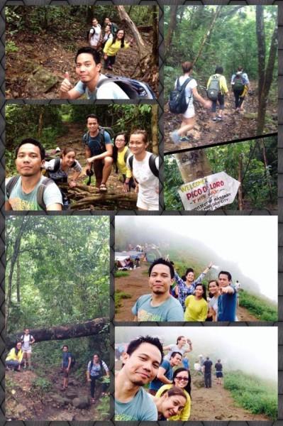 pico de loro hike