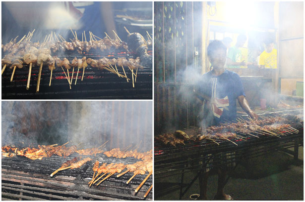 pinas barbecue grill
