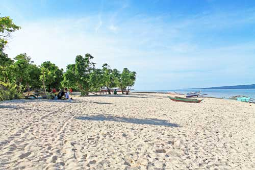 Alibijaban Island Beach Front