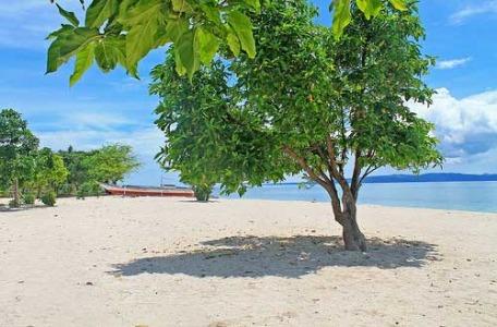 Alibijaban Island Beach