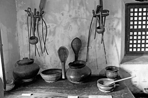 The Kitchen of Father Burgos' Ancestral House