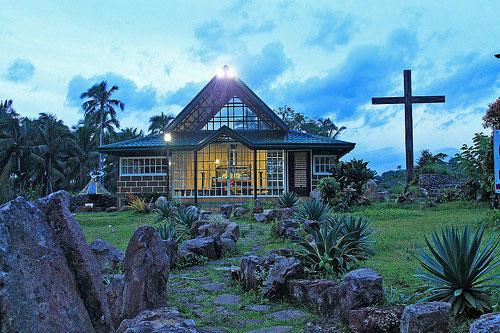 Kamay ni Hesus Chapel