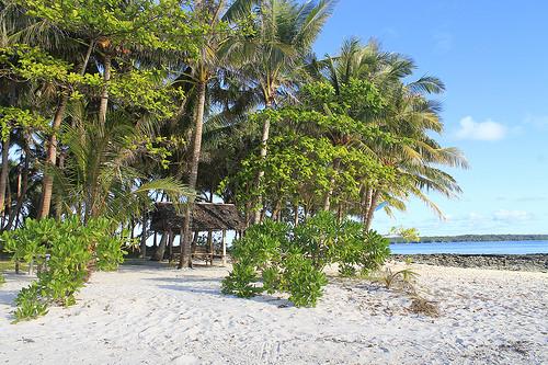 guyam island beach