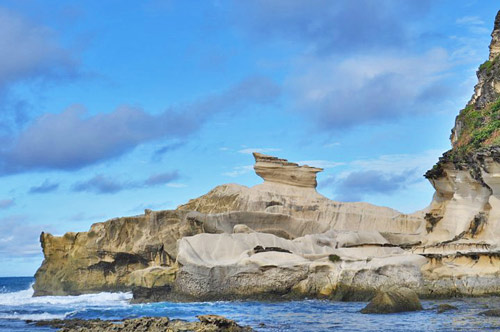 The enchanting Kapurpurawan Rock Formations