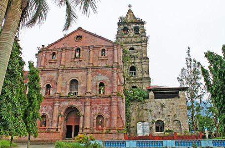 Majayjay Church or Saint Gregory the Great Parish