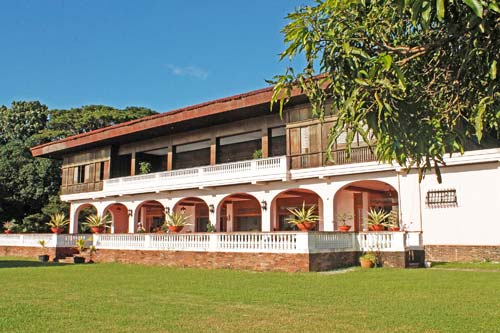 Paoay Lake wing of Malacañang of the North