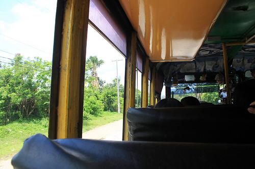 minibus from lucena to padre burgos