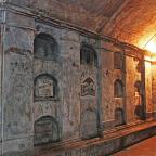 The graves underground