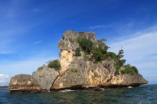 random island in padre bugos