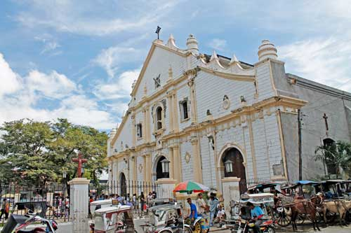 Vigan Cathedral (St. Paul Metropolitan Cathedral)