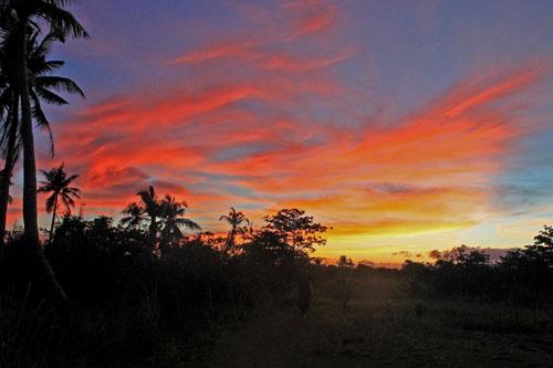 Cagbalete Sunset