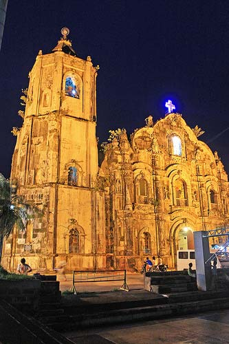 Lucban Church