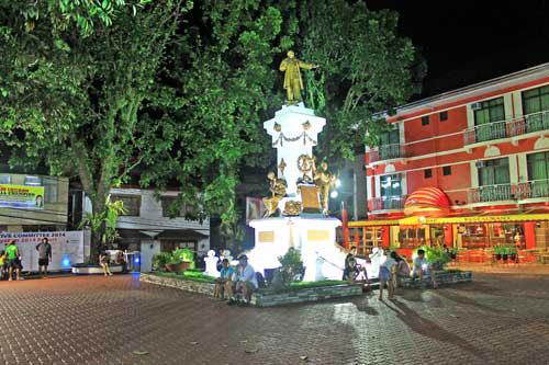 Lucban Plaza
