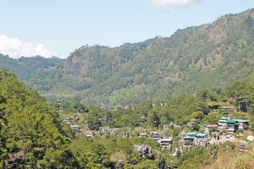 Sagada's Echo Valley