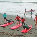 Baler Surf lessons