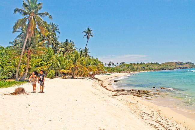Cabongaoan Beach, Burgos, Pangasinan