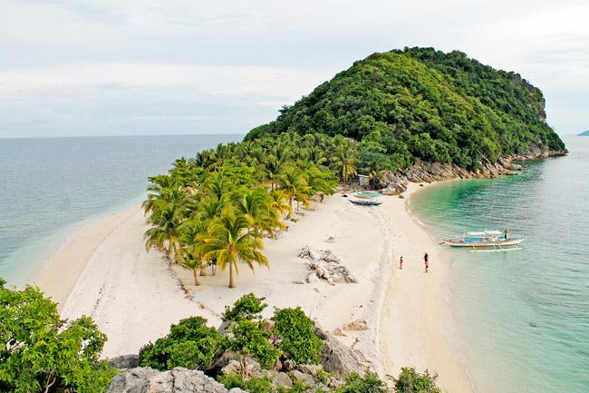 Cabugao Gamay, Isla de Gigantes, Iloilo