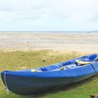 Villa Cleofas canoe