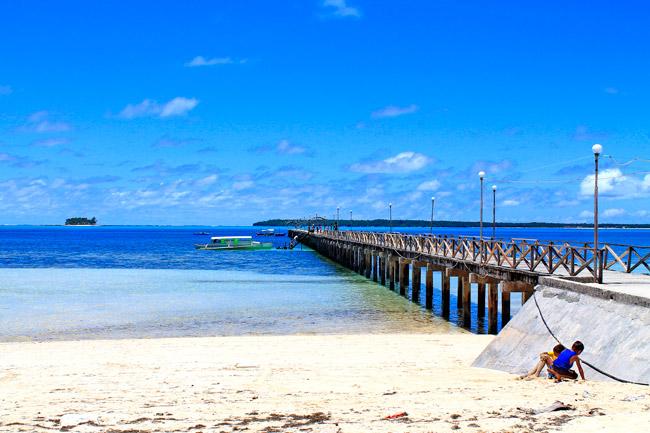 General Luna Port & Boardwalk, Siargao