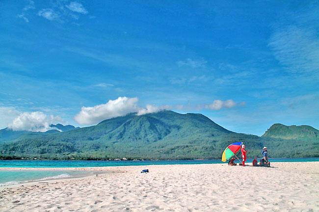White Island, Camiguin