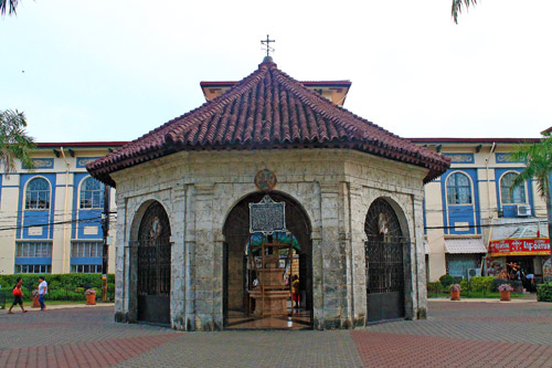 Shrine of Magellan's Cross
