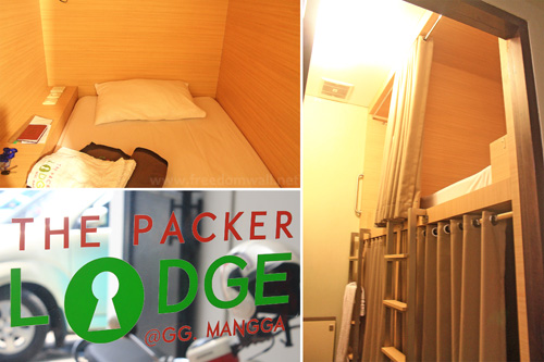 the packer lodge
