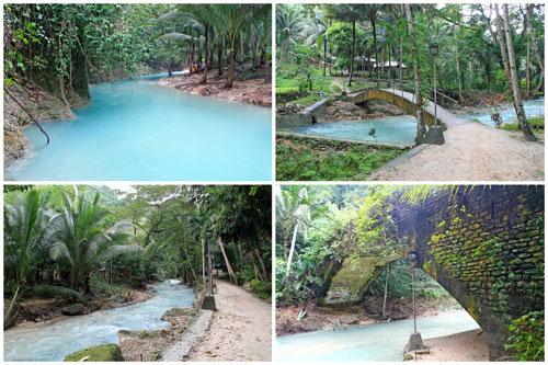 Matutinao River (Kawasan Falls outflow)