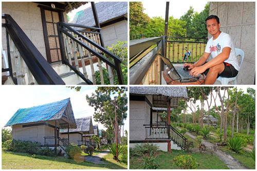 Princesa Bulakna's polynesian cottage