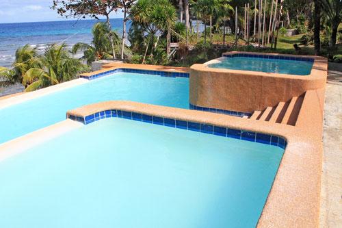 Princesa Bulakna's infinity pool
