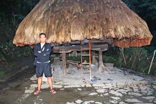Ramon Home stay's Native Hut