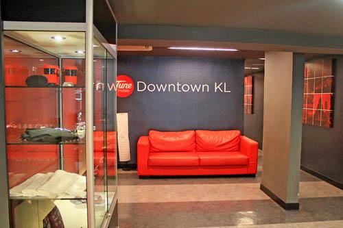 Tune Hotel Kuala Lumpur Downtown