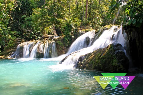 Hagimit Falls