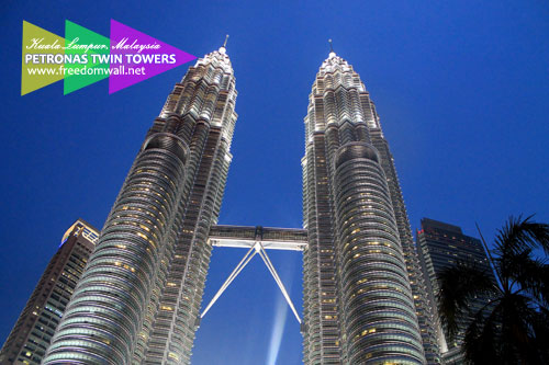 Towering Heights of Petronas