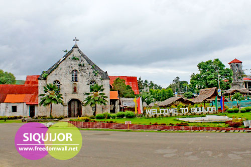 Saint Francis of Assisi Church in Siquijor, Siquijor