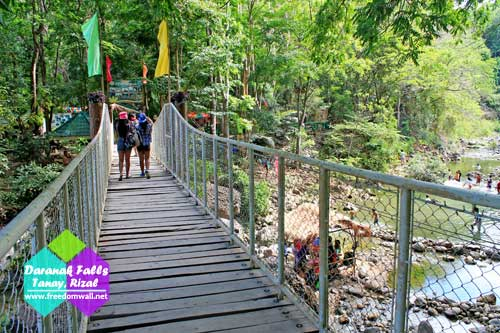 Suspension Footbridge of Daranak
