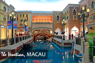 Traveling Macau