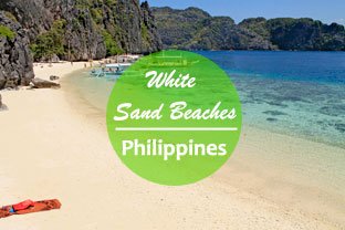 White Sand Beaches: Where to go in the Philippines