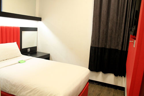 Tune Hotel Downtown KL Single Bed