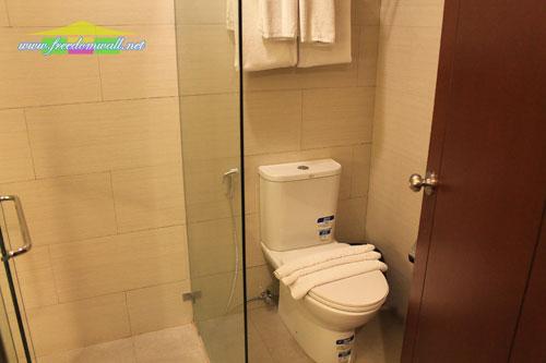 the plaza hotel comfort room