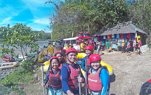 kagay rafting station