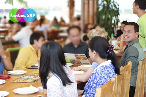 Dining at Lantaw SRP