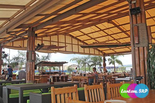 Lantaw SRP's Al Fresco dining