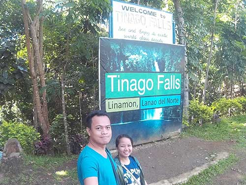 Shown, not Tinago