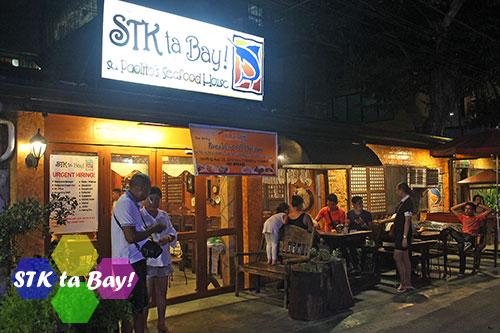 STK ta Bay! sa Paolito's Seafood House